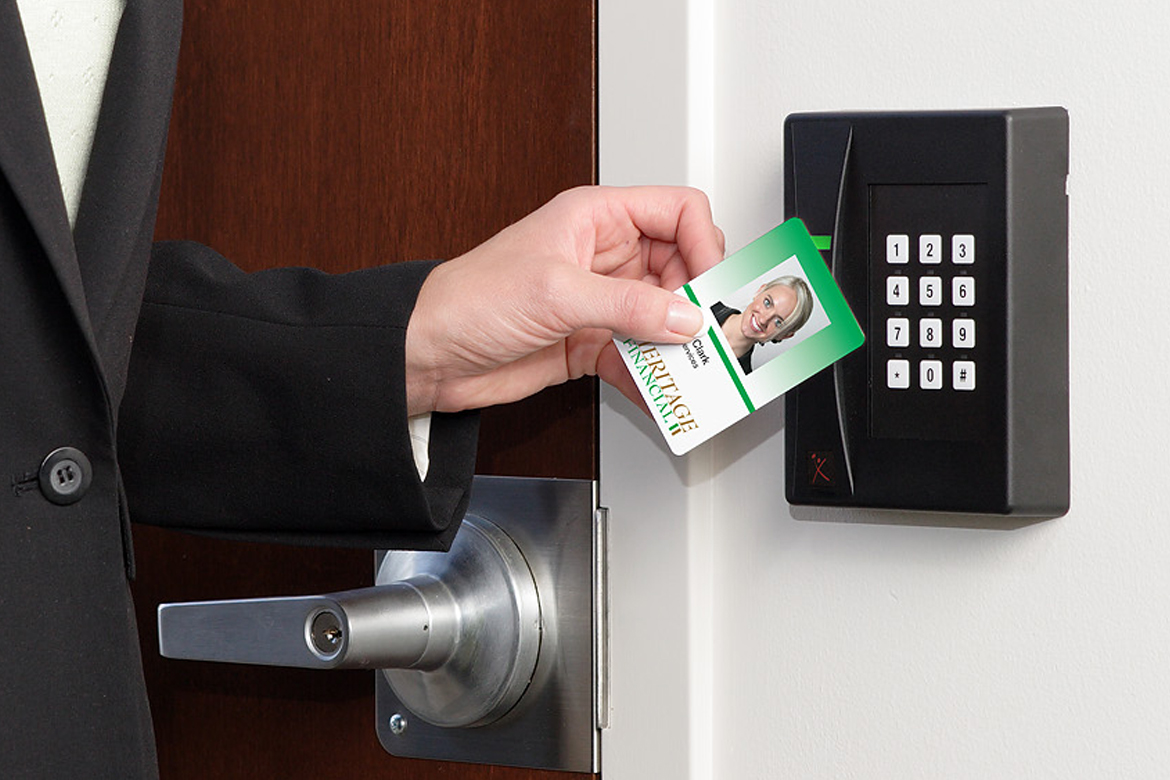 Access Control Solutions From Multicard FSG For Banks